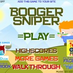 Booger Sniper Screenshot
