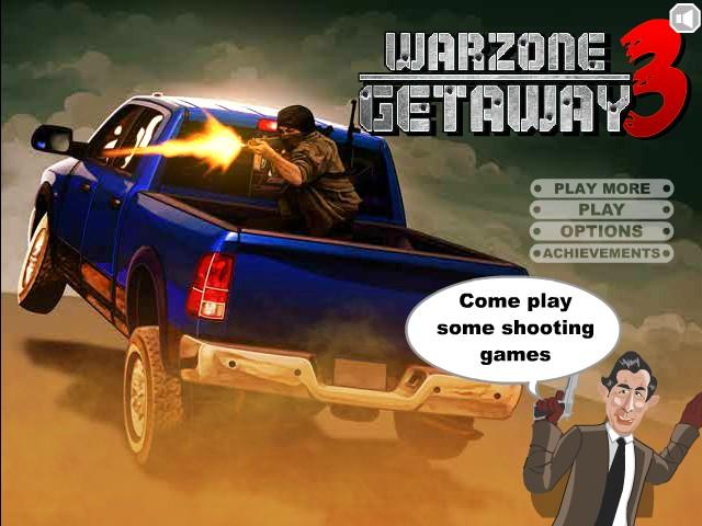 getaway cheat: