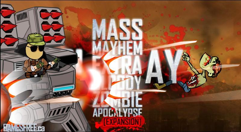 Cheats For Mass Mayhem Zombies