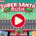 Super Santa Rush Screenshot