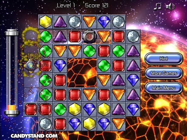 galactic gems free online game