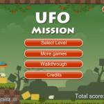 UFO Mission Screenshot