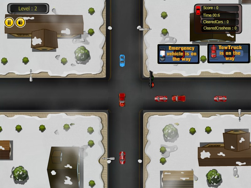 Free Online Car Driving Games With Traffic Lights