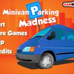 Minivan Parking Madness Screenshot