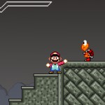 Mario Combat Screenshot