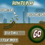 Effing Worms Screenshot