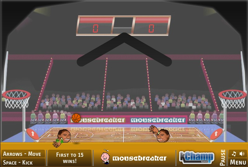 2 player free games basketball heads