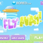 Fly Away Screenshot