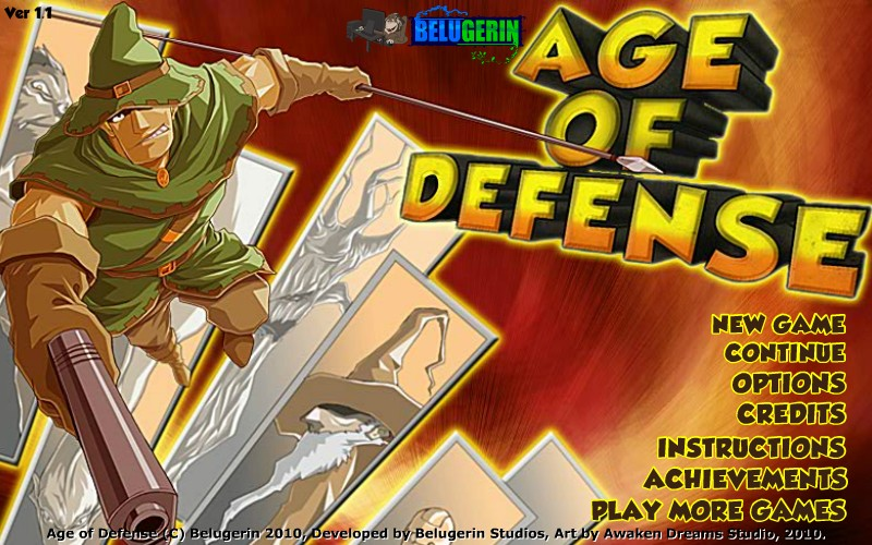 Strategy Defense 4 - Play on Armor Games