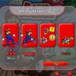 Mario Boarding Screenshot