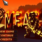 M.E.A.T. Screenshot