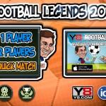 Football Legends 2016 Screenshot