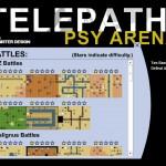 Telepath Psy Arena Screenshot