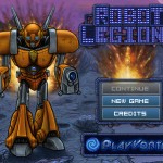 Robot Legions Screenshot
