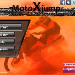 Moto X Jump Screenshot