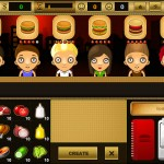 Burger Bar Screenshot