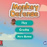 Monkey Defense Screenshot