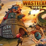 Wasteland Siege Screenshot
