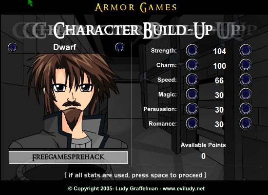 Free online dating rpg games