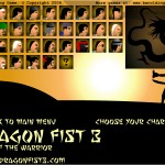 Dragon Fist 3: Age of the Warrior Screenshot