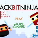 Black Bit Ninja 2 Screenshot