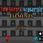FireBoy and WaterGirl 5: Elements Screenshot