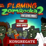 Flaming Zombooka 2: Level Pack Screenshot
