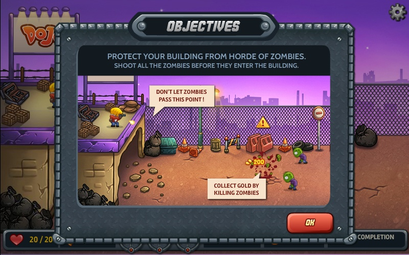 zombo buster rising hacked cheats hacked free games