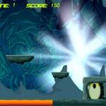 Ben 10 Cave Adventure Screenshot