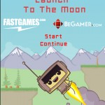 Launch to the Moon Screenshot