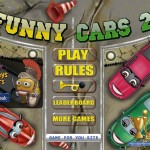 Funny Cars 2 Screenshot