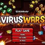 Virus Wars Screenshot