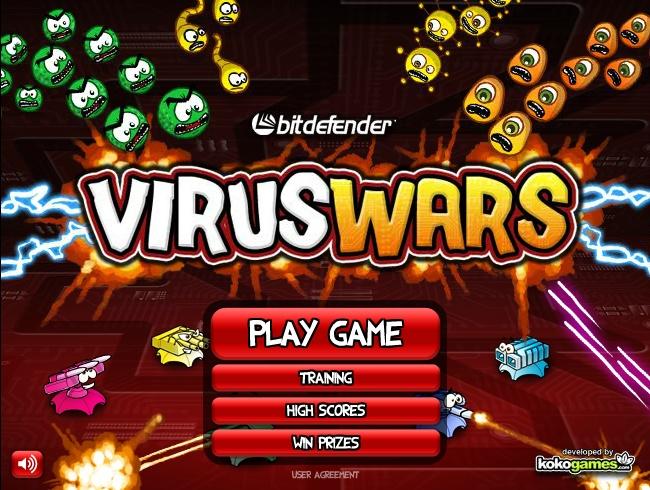 Virus Wars Hacked (Cheats) - Hacked Free Games