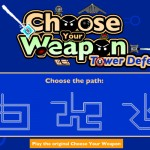 Choose Your Weapons Tower Defense Screenshot