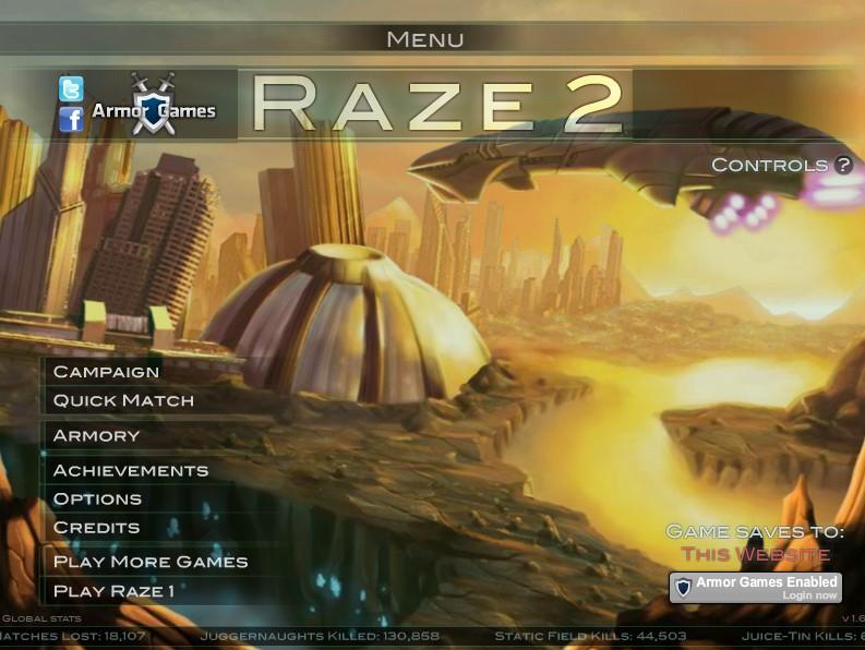 Raze 2 Hacked (Cheats) - Hacked Free Games