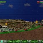 Minefield Racer Screenshot