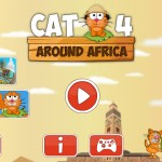 Cat Around Africa Screenshot