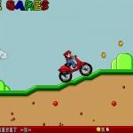Mario Motobike 3 Screenshot