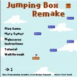Jumping Box: Remake Screenshot