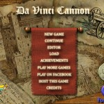 Da Vinci Cannon Screenshot