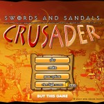 Swords and Sandals: Crusader Screenshot