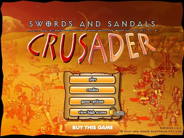 zwaarden en sandalen 2 full version cheats codes