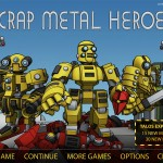 Scrap Metal Heroes Screenshot