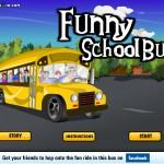 Funny School Bus Screenshot