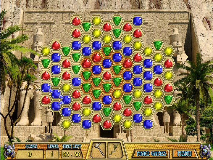 Ancient Jewels 3: Cleopatra's Treasures Hacked (Cheats) - Hacked Free ...