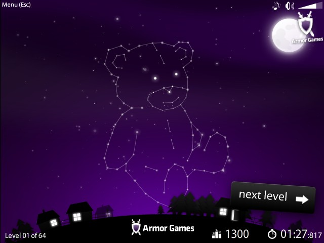 Resultat d'imatges de armor games starlight