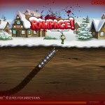 Effing Worms - Xmas Screenshot