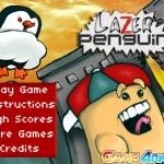 Lazer Penguin Screenshot