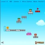 Mario Box Jump Screenshot