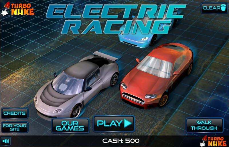 Racing games play online 3d